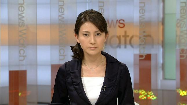 井上あさひ ニュースウオッチ9 04
