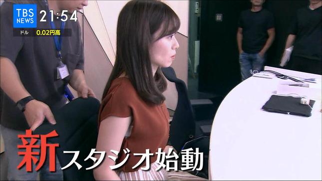 河野千秋 TBS NEWS 10