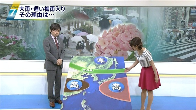寺川奈津美 ニュース7 02
