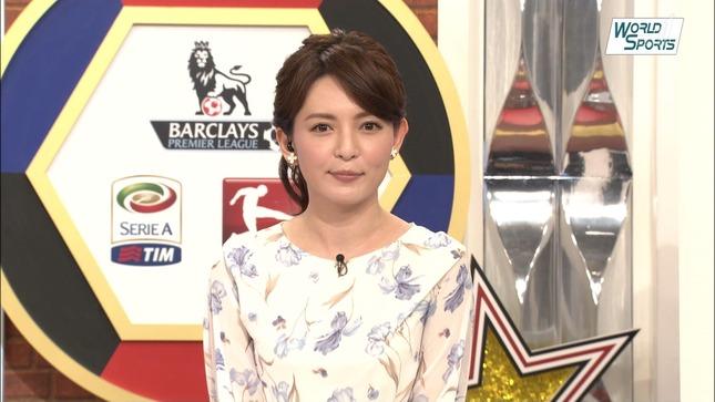 深津瑠美 ワールドスポーツSOCCER 11