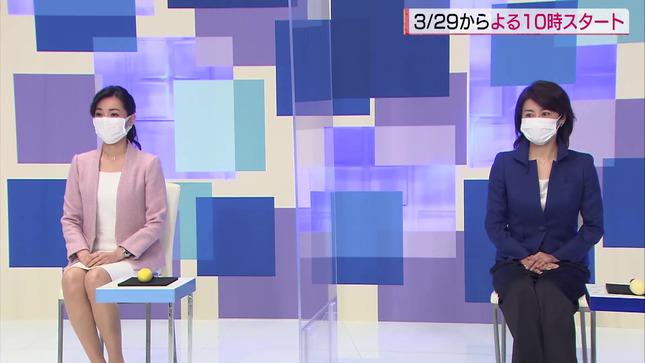 大江麻理子 WBS春の改編発表会見 2