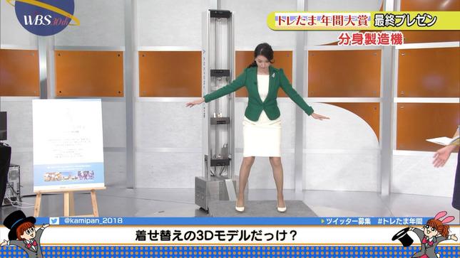 大江麻理子 片渕茜 ワールドビジネスサテライト 8