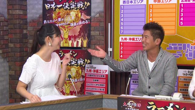 塩地美澄 ラーメン日本一決定戦 予選通過発表 3