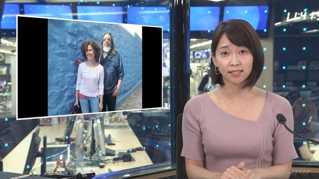 出水麻衣 TBSニュース 5