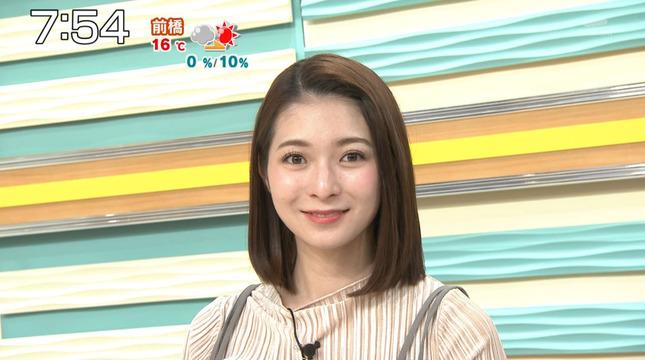 住田紗里 週刊ニュースリーダー ANNnews 18