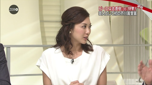 山岸舞彩 NewsZero 23