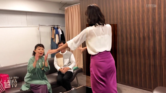 斎藤真美 過ぎるTV 12