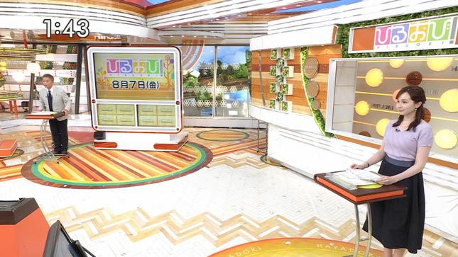 宇賀神メグ TBSニュース ひるおび! 13