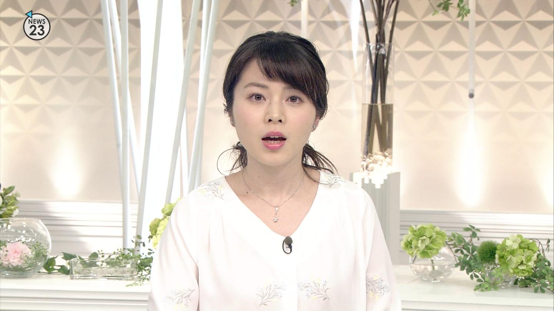 皆川玲奈アナと宇内梨沙アナ News23
