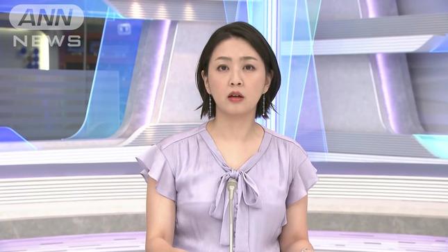 矢島悠子 スーパーJチャンネル ANNnews AbemaNews 10