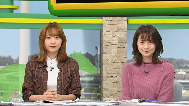 高田秋 BSイレブン競馬中継 高見侑里 11