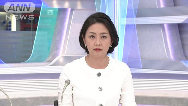 矢島悠子 ANNnews AbemaNews 13