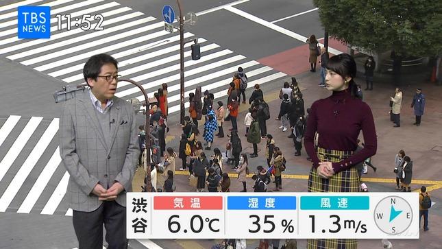 山本恵里伽 TBSニュース8