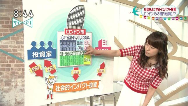 片山千恵子 サキどり↑ NHKニュース 6