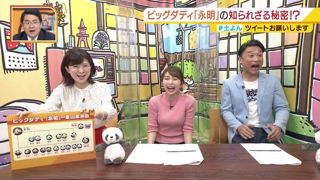 野嶋紗己子 土曜のよんチャンTV 8