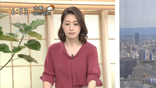 牛田茉友 おはよう関西 ニュース845 NHKニュース 9