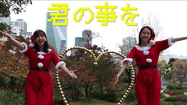 斎藤ちはる 下村彩里 女子アナダンス部 22