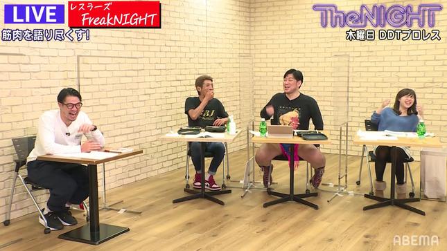 柴田紗帆 DDTの木曜 The NIGHT 9