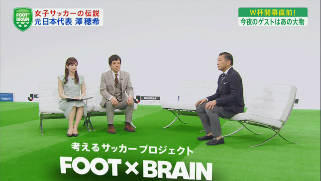 皆藤愛子 FOOT×BRAIN The Gift 13