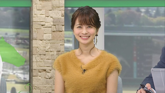 高見侑里 高田秋 BSイレブン競馬中継 うまナビ!イレブン 17