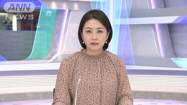矢島悠子 ANNnews AbemaNews 2