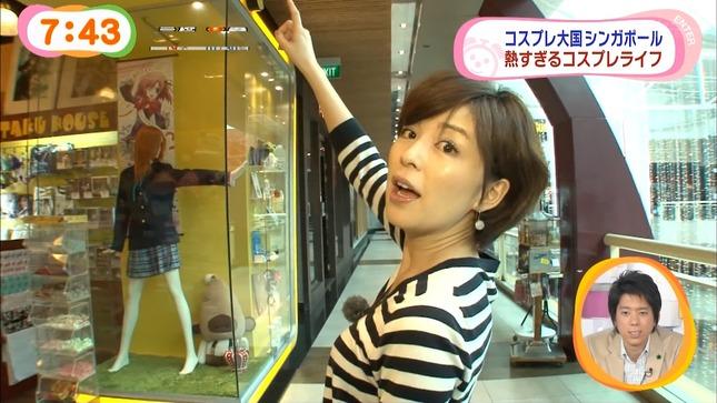 中野美奈子 めざましテレビ 08