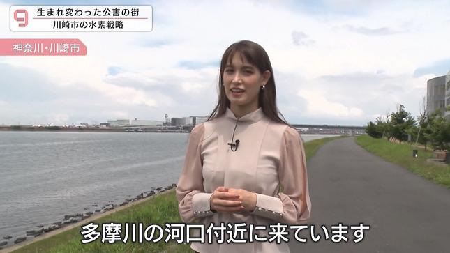 トラウデン直美 日経ニュースプラス9 5