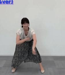 虎谷温子 す・またん!全力ダンス 19