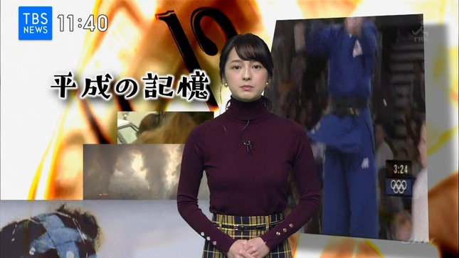 山本恵里伽 TBSニュース5