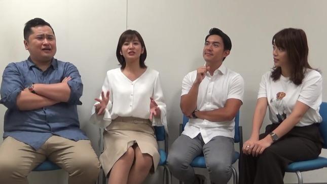 林美桜 アナウンサーズ 三谷紬 11