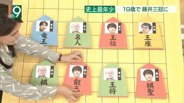 豊島実季 ニュースウオッチ9 2