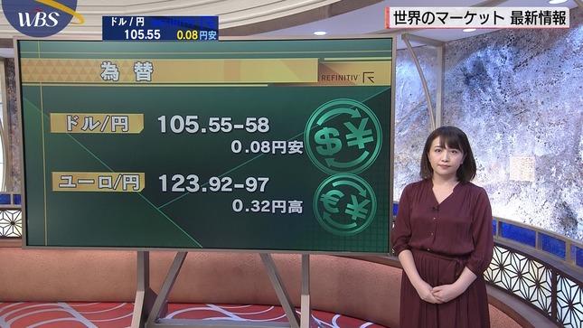 相内優香 ワールドビジネスサテライト 16