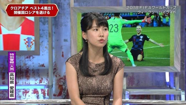 澤田彩香 2018FIFAワールドカップウイークリーハイライト 13