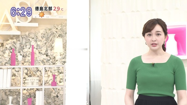 宇賀神メグ ひるおび! あさチャン! TBSニュース 2