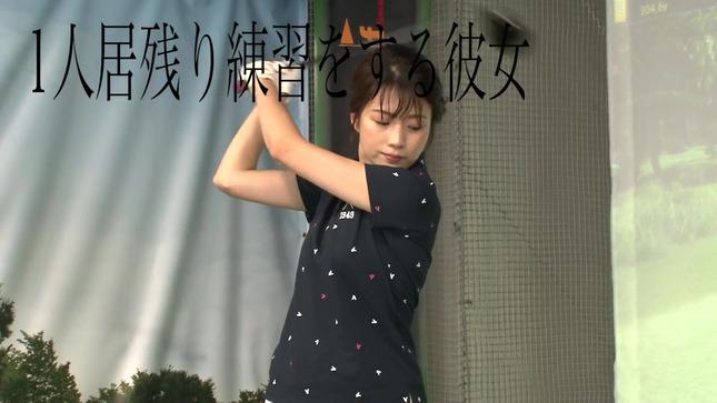 田中萌アナが120を切るまでの物語 20