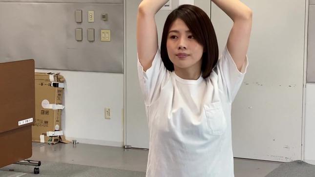 田中萌アナ7日間の記録【本気ダンス完全版】 10