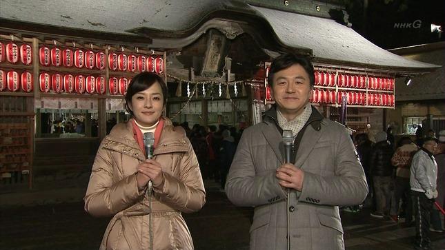 鈴木奈穂子 ゆく年くる年 01