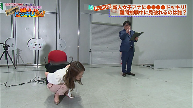 橋本和花子 カンテレアナ総出演!超危機的ドッキリSP! 22