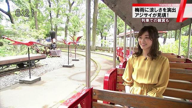 牧野結美 TokyoMxNews 17