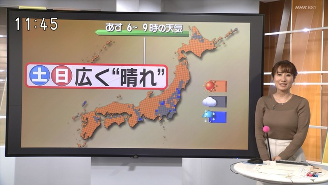 吉井明子 BSニュース 3