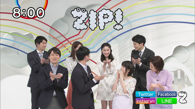 熊谷江里子 ZIP! 16