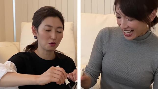 望月理恵 official YouTube 11