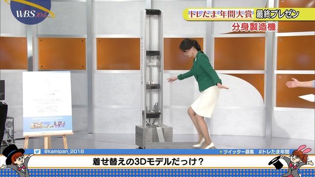 大江麻理子 片渕茜 ワールドビジネスサテライト 7
