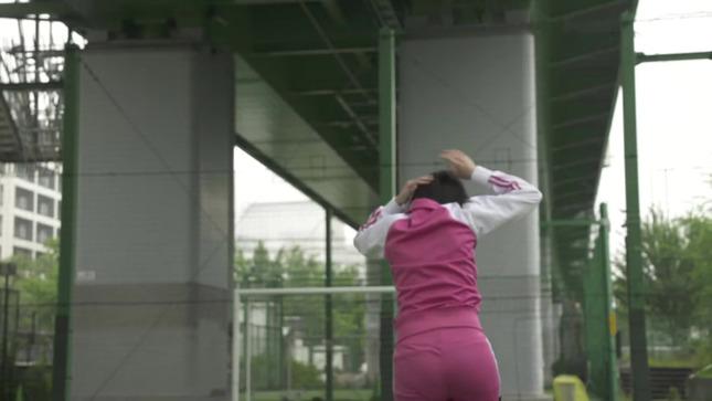 望木アナが自身の「未解決」なコトに挑んだ番宣CM撮影の裏側 11