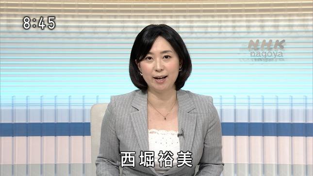 西堀裕美 NHKニュース 2