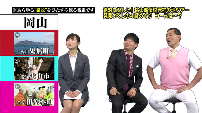 繁田美貴 その話…諸説アリ エンターザM 所さんのそこんトコロ 13
