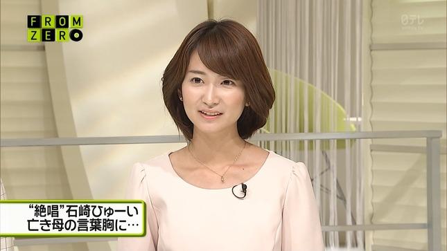中島芽生 NewsEvery NewsZero 09