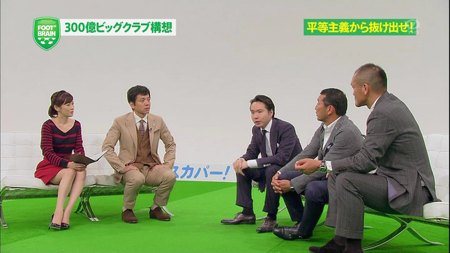 杉崎美香 FOOT×BRAIN 世界ナゼそこに?日本人 09