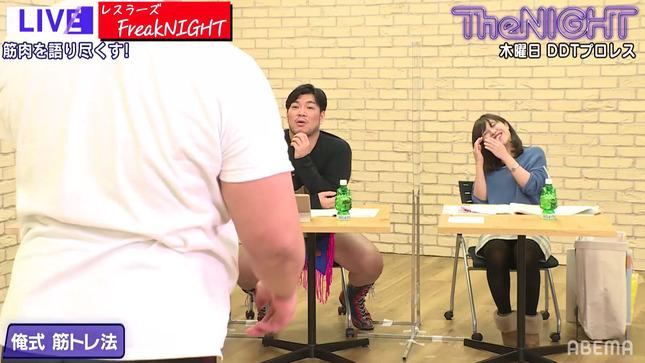 柴田紗帆 DDTの木曜 The NIGHT 2