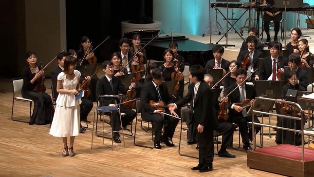 加藤綾子 クラシック音楽館 N響ほっとコンサート21